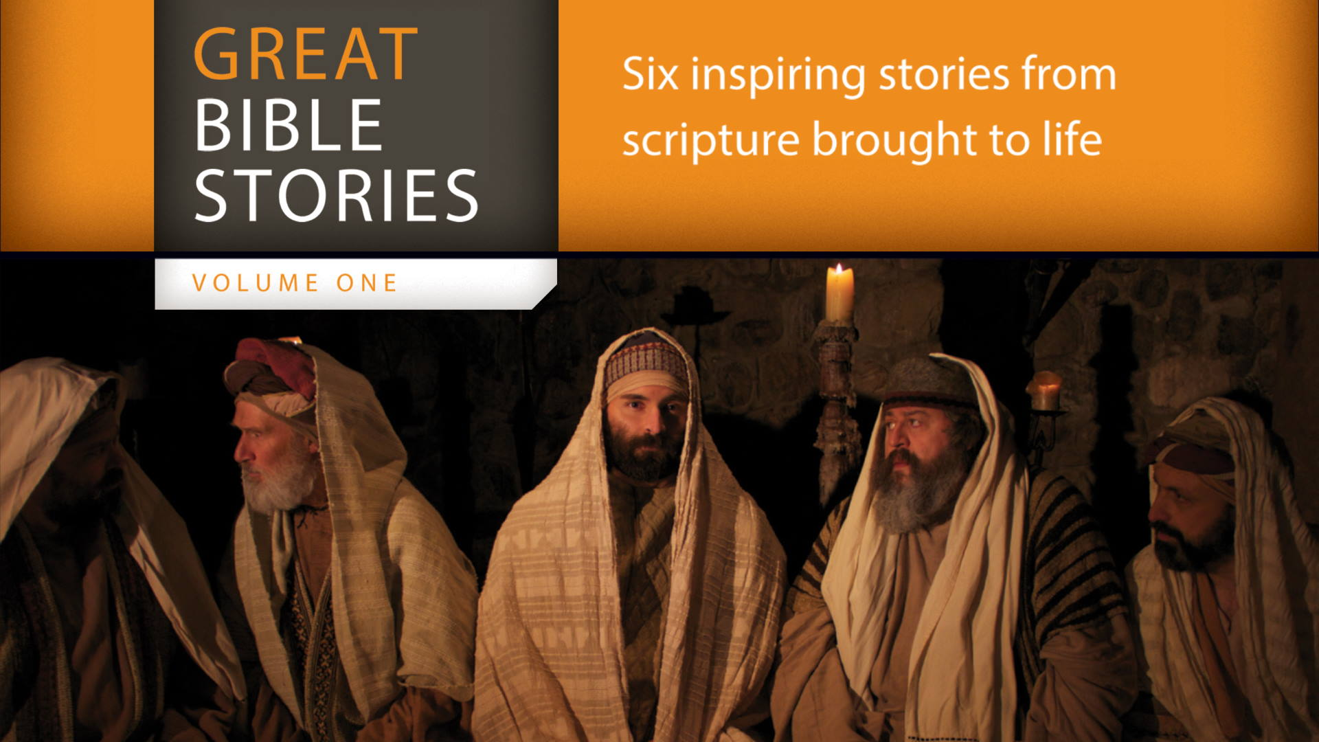 Great Bible Stories: Seeing