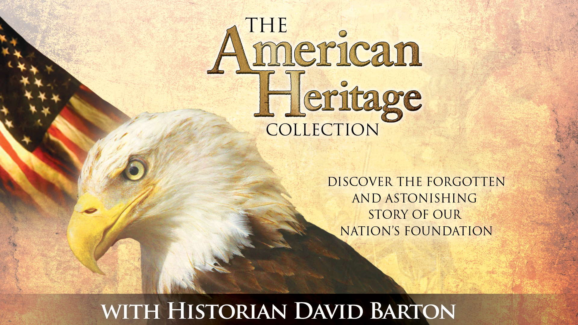 American Heritage Collection Ep 1: A Spiritual Tour of the U.S. Capitol