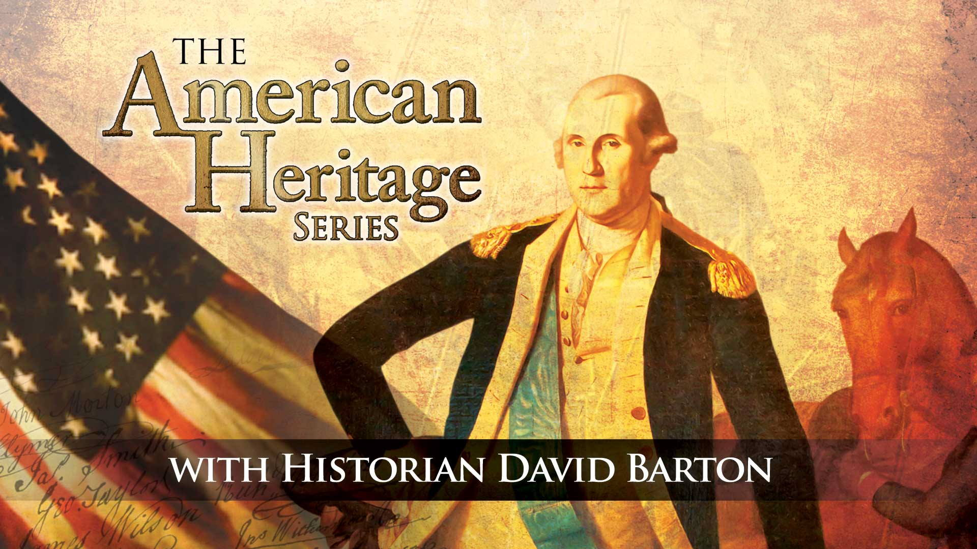 The American Heritage Series Ep 2. A More Perfect Union...America's Christian Foundations Part 1
