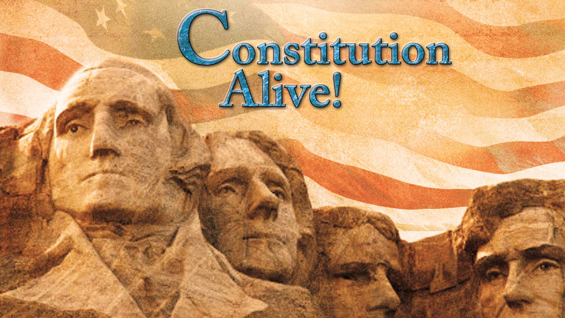 Constitution Alive Ep 1. Introduction: Our Purpose & Approach