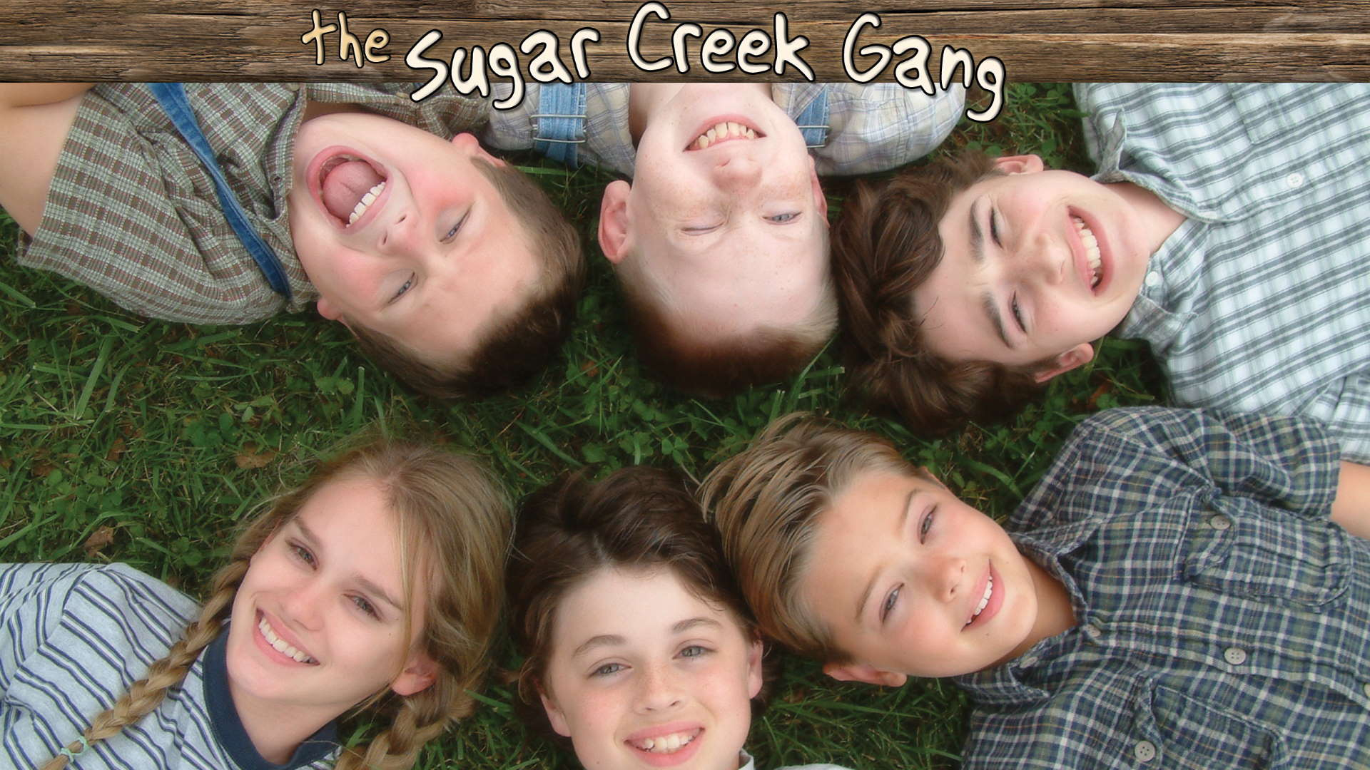 The Sugar Creek Gang Ep 1: Swamp Robber